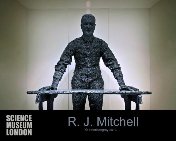 R. J. Mitchell, 1895-1937