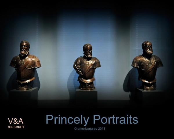Princely Portraits
