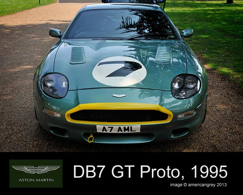 Aston Martin 6/7