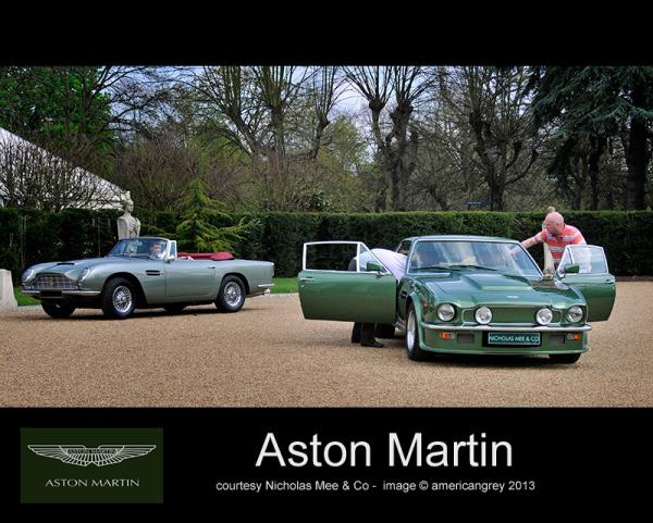 Aston Martin 7/7