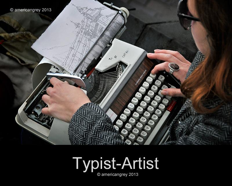 Typist-Artist
