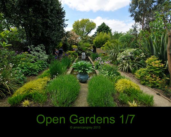 Open Gardens 1/7
