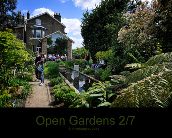 Open Gardens 2/7