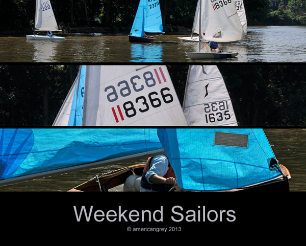 Weekend Sailors