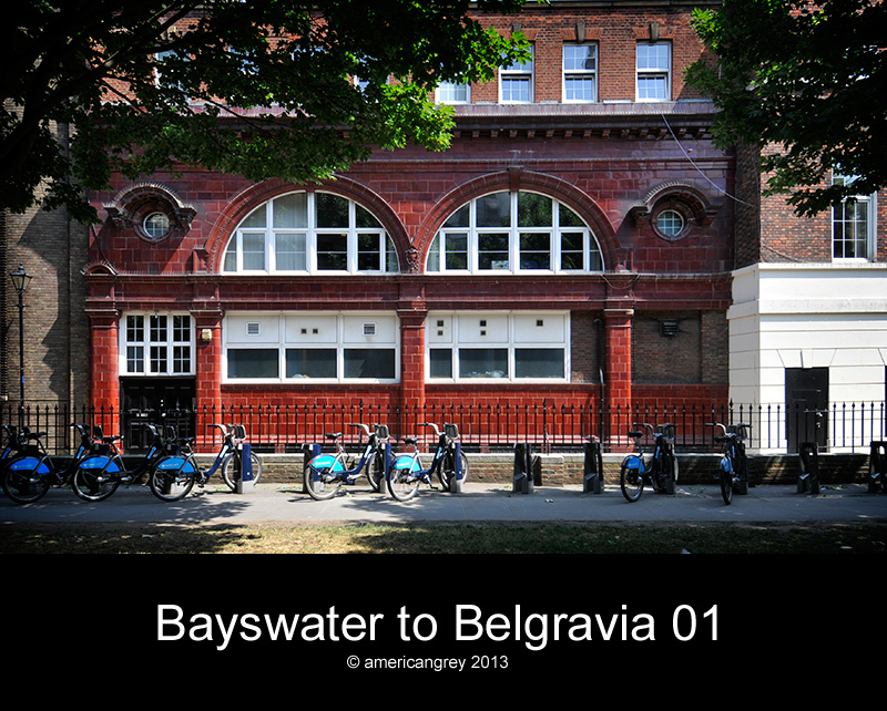 Bayswater to Belgravia  01