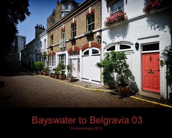Bayswater to Belgravia 03