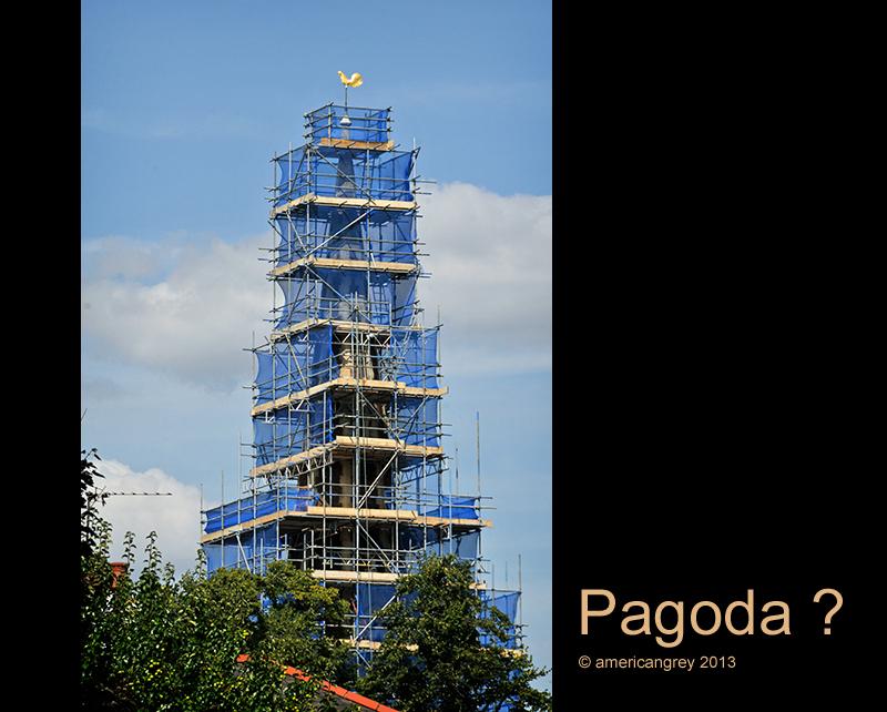 Pagoda ?