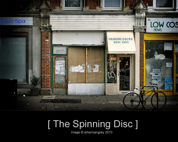 [ The Spinning Disc ]