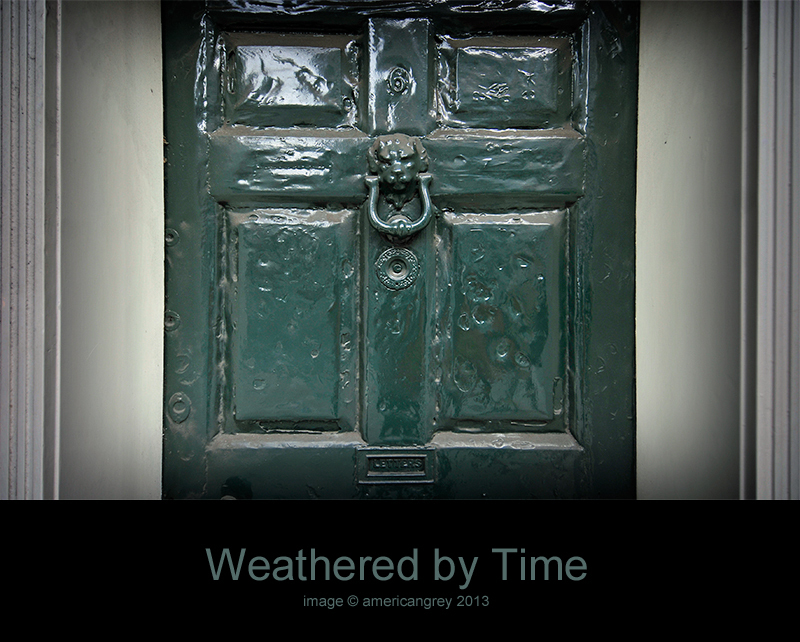 Weathered by Time