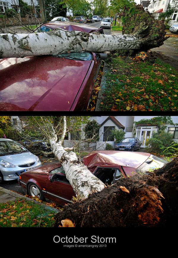 October Storm  1 of 3