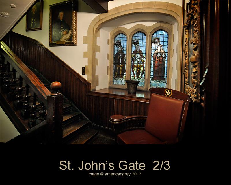 St, John's Gate  2/3