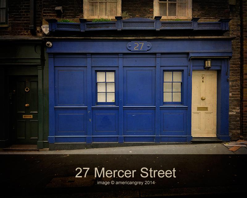 27 Mercer Street