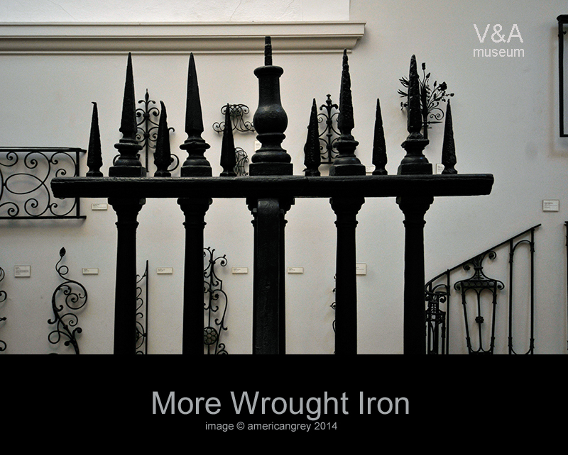 More Wrought Iron