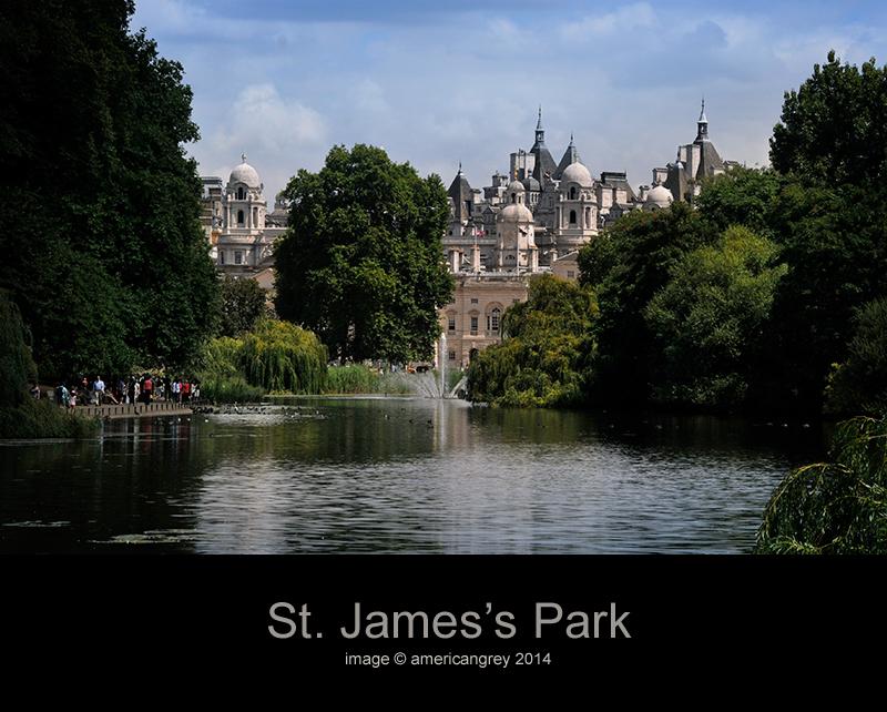 At St. James's Park