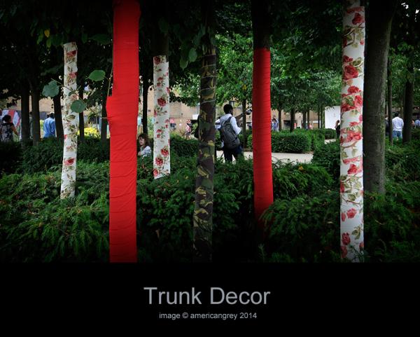 Trunk Decor