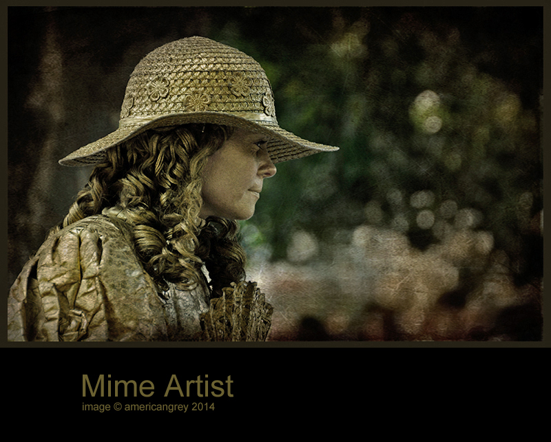 Mime Artist 4/5
