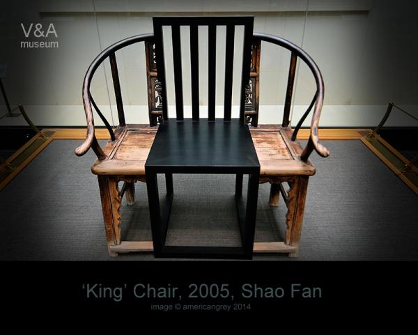 'King Chair'