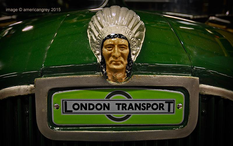 London Transport Depot  1/5