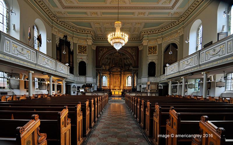 St Marylebone Parish Church 1/4