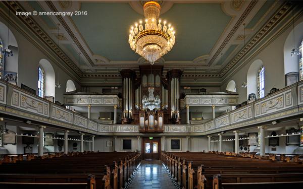 St Marylebone Parish Church 2/4