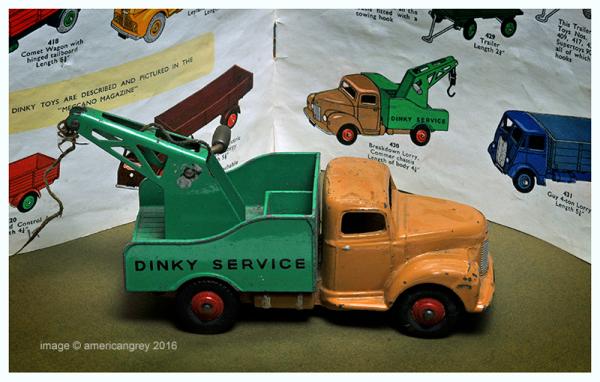 Dinky Toys 1/2