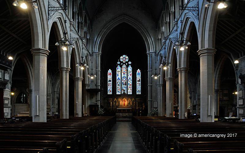 St Mary Abbots Parish Church, Kensington