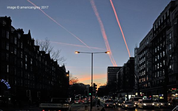 Sundown on Baker Street