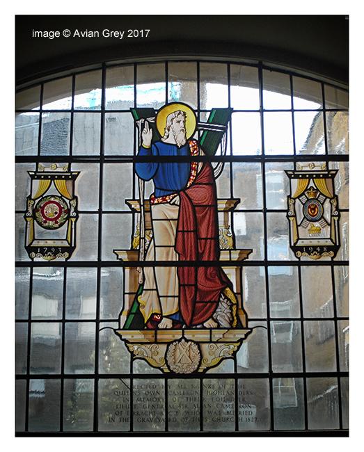 Church Windows 1/2