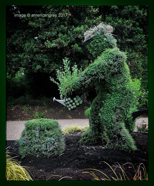 Gardener . .