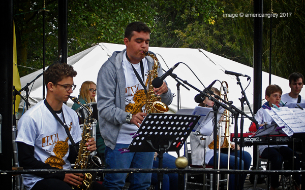 Music in The Park  1/2