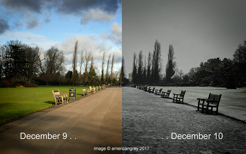 What a difference . .