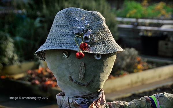 Art Scarecrow