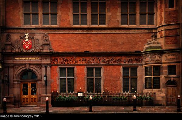 Cutlers Hall, London