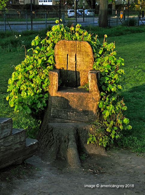 Living Seat at Sun-Up