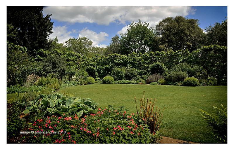 Postcard from The Secret Garden