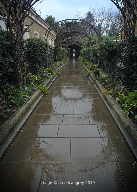 To the Secret Garden