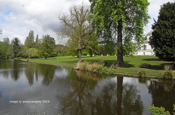 Chiswick House Gardens