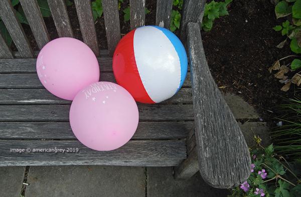 Balloons . .
