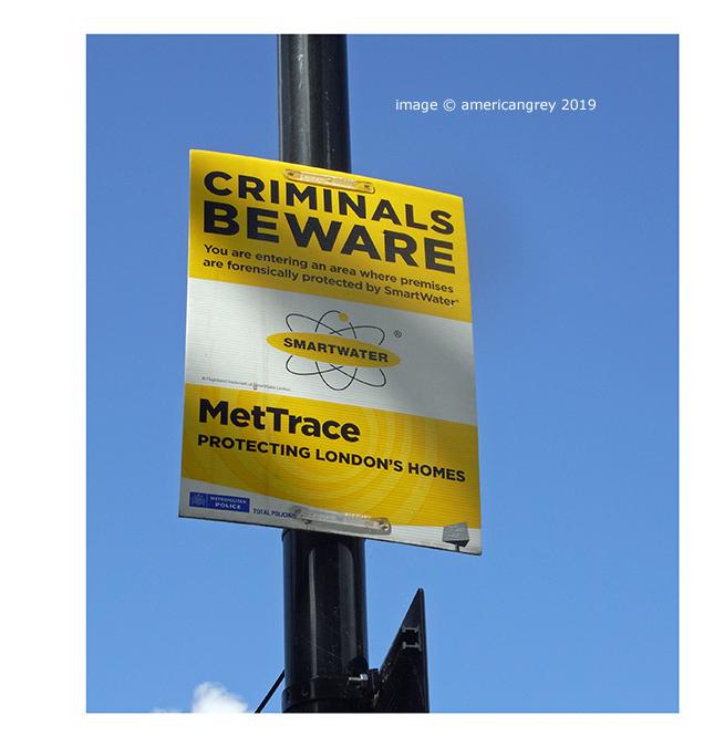 Criminals Beware
