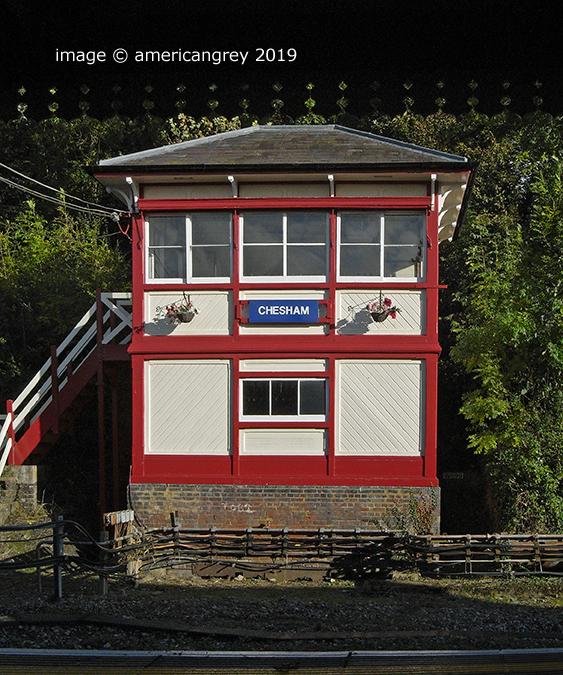 Chesham Signal Box