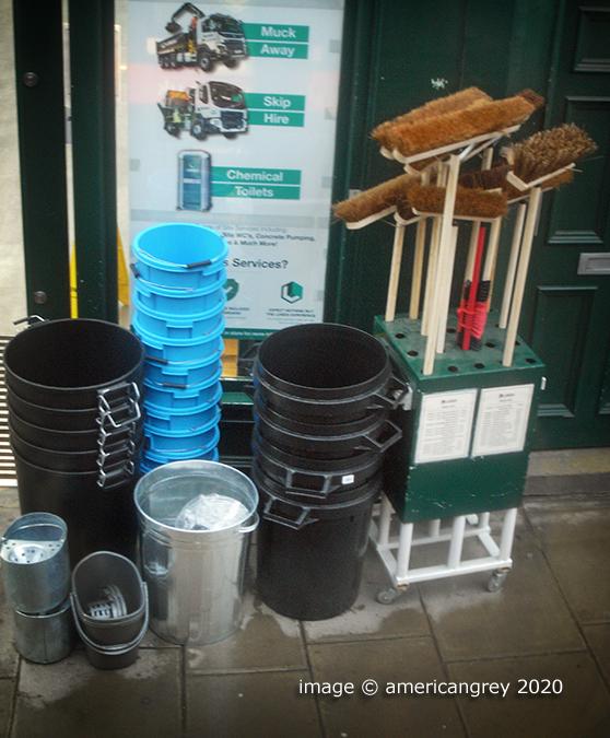 Bucket Shop