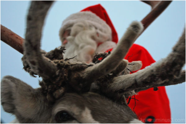 Levi Lapland Finland christmas Santa