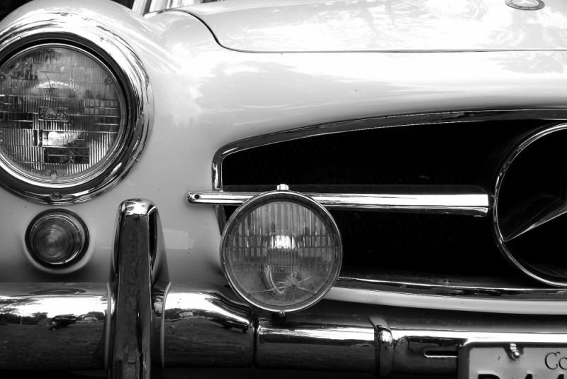 1961 Mercedes 190 SL