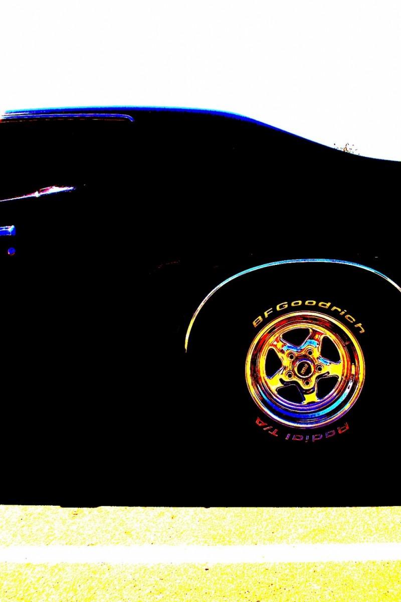 1973 Dodge Charger, Mopar Show, Langley