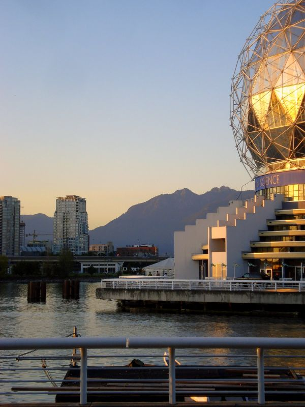 Science World False Creek Vancouver BC