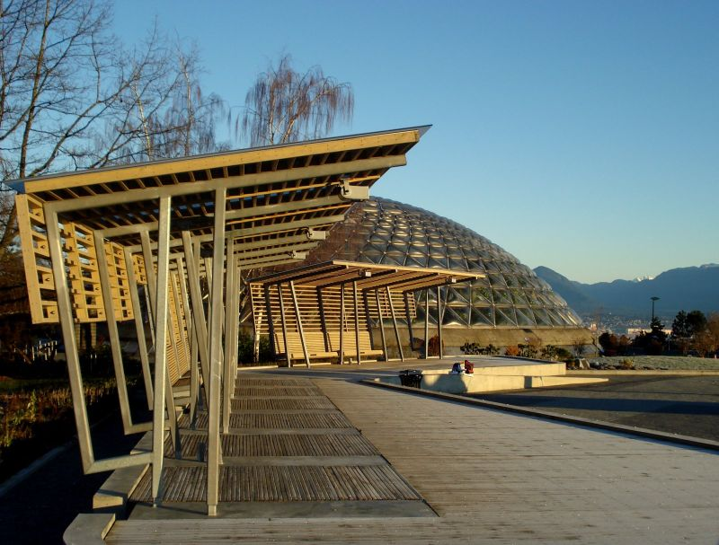 Queen Elizabeth Park Vancouver BC