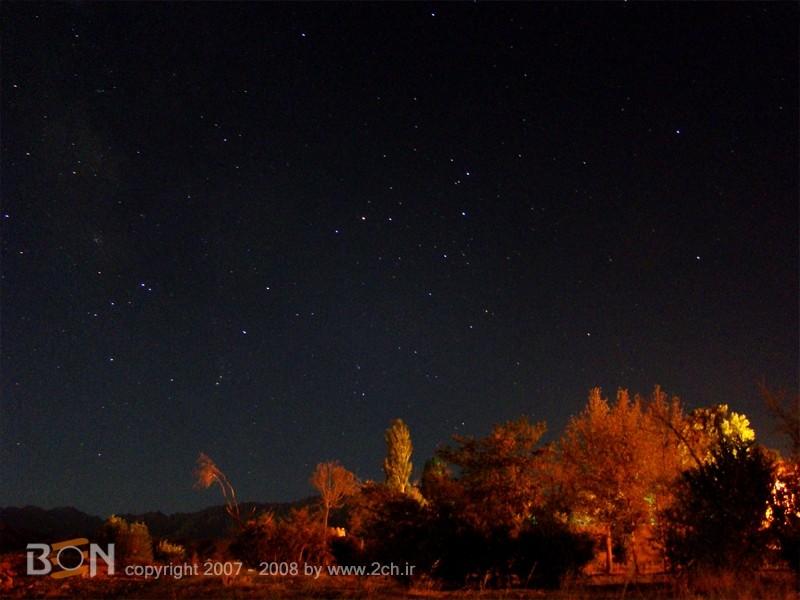 Digital Night Photo - star`s  photo - Night Sky