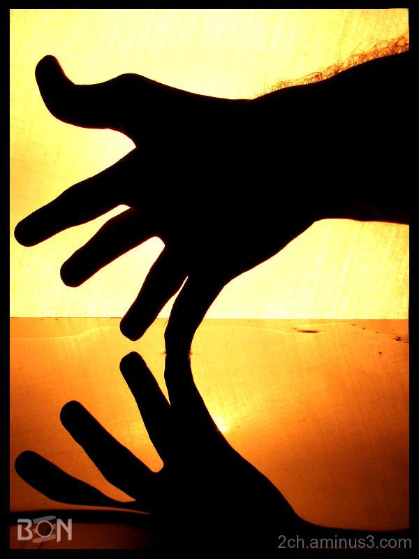 Ben Photo - Hand pic