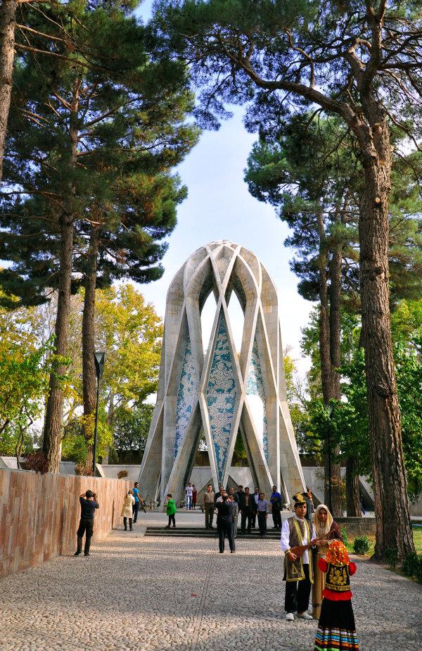 Khayam Tomb