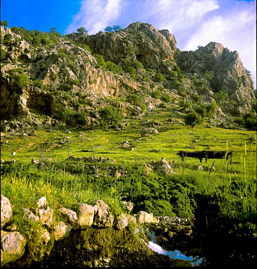 Pahzir Village